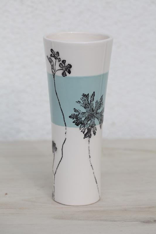 Vase Blumenwiese